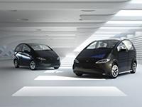 Немцы построят электромобиль слишайником исолнечными батареями