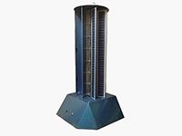Представлена сочетающая ветряную исолнечную энергию российская установка