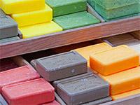 Создано экологичное мыло будущего