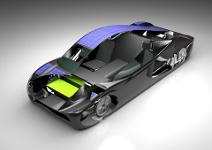 Студенты строят первый вРоссии автомобиль насолнечных батареях