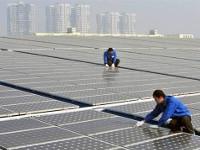 Китай вложил $32 млрд впроекты по«чистой» энергетике в2016году