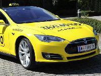 Сервис такси сэлектромобилями Tesla появился вМоскве