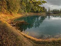Ученые наУрале создадут «дрейфующий остров» дляочистки водоемов оттяжелых металлов