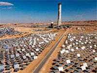 «Солнечная» башня израильской СЭС станет самой высокой вмире