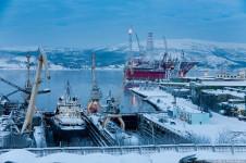 ВМурманском порту увеличат объемы средств дляборьбы сугольной пылью
