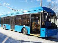 ВПетербурге начали тестировать троллейбус наавтономном ходу