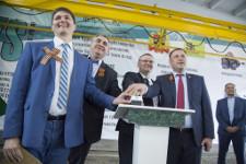 Вгод экологии вКузбассе создано высокотехнологичное производство сорбентов изугля