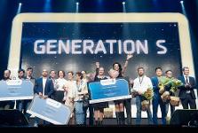 Названы лучшие стартапы GenerationS