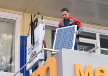 Ученые изРостова-на-Дону создали часы насолнечных батареях