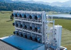 ВШвейцарии открылся первый вмире завод попереработке CO2