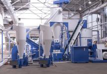 Компания «ПОЛИМЕХ» запустила комплекс попереработке пленочного сырья вМоскве
