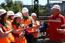 ЕВРАЗ ЗСМК посетил «Экологический десант»