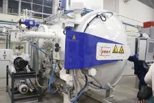 Экологически чистая печь заработала наСвердловском инструментальном заводе вЕкатеринбурге