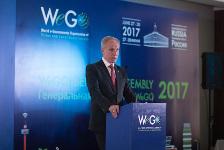Опыт Уфы повнедрению умных сетей представлен наГенеральной ассамблее WeGO