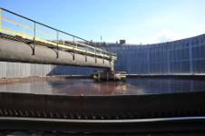 «Северсталь» реализует программу поулучшению качества очистки сточных вод наЧерМК