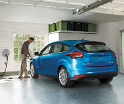 Все модели Ford к2030году станут электрическими