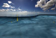 ВШотландии начала функционировать первая плавучая ветряная электростанция