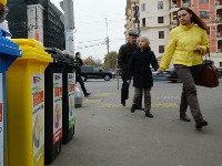 Проект «Разделяй правильно» объединит практики экообращения сотходами
