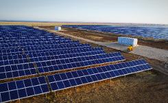 ВСаратовской области введена встрой Орлов-Гайская солнечная электростанци