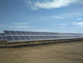 Солнечная электростанция «Нива» станет крупнейшей вРоссии