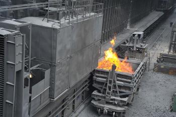 «Северсталь» врезультате реконструкции коксовой батареи № 4 снизит выбросы ватмосферу