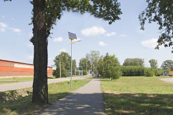 ТЭМ-Инвест: cолнечная энергетика освещает IKEA Industry