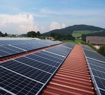 Фотоэлектрические станции помогли определить самые солнечные дни лета