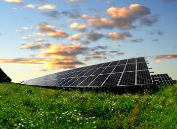 Ветряные исолнечные электростанции стали «больше, чем мейнстримом»
