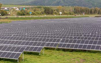 ВСаратовской области завершается строительство новых солнечных электростанций