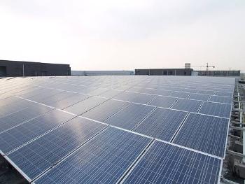 Самая большая солнечная электростанция вПФО заработала подСамарой