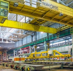 «СМЦ-Колпино» поставил около 5 тысяч тонн заготовок дляотечественного рынка ветроэнергетики