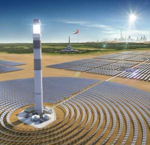 Дубай приглашает кучастию в«Dubai Solar Show 2019»