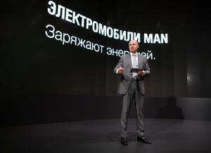 Ставка наэлектрогрузовики: MAN представляет инновации навыставке COMTRANS 2019
