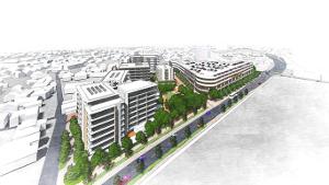 Panasonic впартнерстве с13 крупными японскими компаниями построят еще один «умный» город