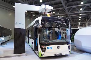 «КАМАЗ» поставит вМоскву ещё 200 электробусов