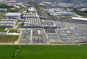 Фольксваген планирует довести долю ВИЭ вэнергообеспечении своих заводов до90% кконцу 2020 г