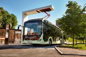 ABB иVolvo электрифицируют улицы Гётеборга