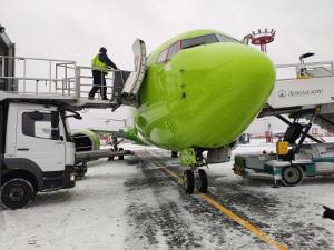 Московский аэропорт Домодедово иS7 Airlines первыми вРоссии запустили сортировку мусора напассажирских рейсах