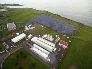 Гибридная электростанция открыта вПотугалии