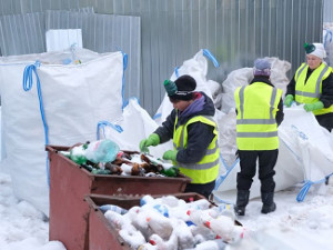 Второй мусороперерабатывающий комплекс запущен ВПермской области