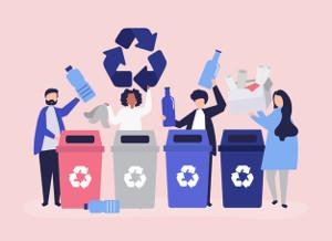 РЭО предложил законодательно запретить смешивать раздельно собранные отходы