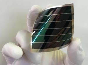 Органический солнечный элемент сэффективностью 25%