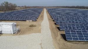 ВАдыгее построена первая врегионе солнечная электростанция