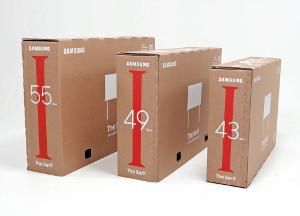 Рециклинг отSamsung— конкурс использования упаковки