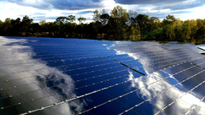 Солнечная панель смаксимальной эффективностью