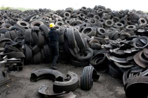 Впланах MICHELIN стоит переработка отработанных шин использую технологию пиролиза