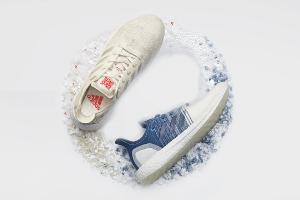 Adidas планирует полностью перейти наиспользование переработанного пластика к2024году