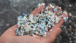 Ученые исследовали связь морских течений ископлений микропластика надне океана