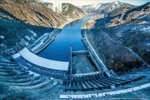 Гидроэлектростанции России увеличили производство электроэнергии вапреле на21%