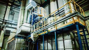 Биохимическая установка очистки промышленных выбросов появилась вПодмосковье
